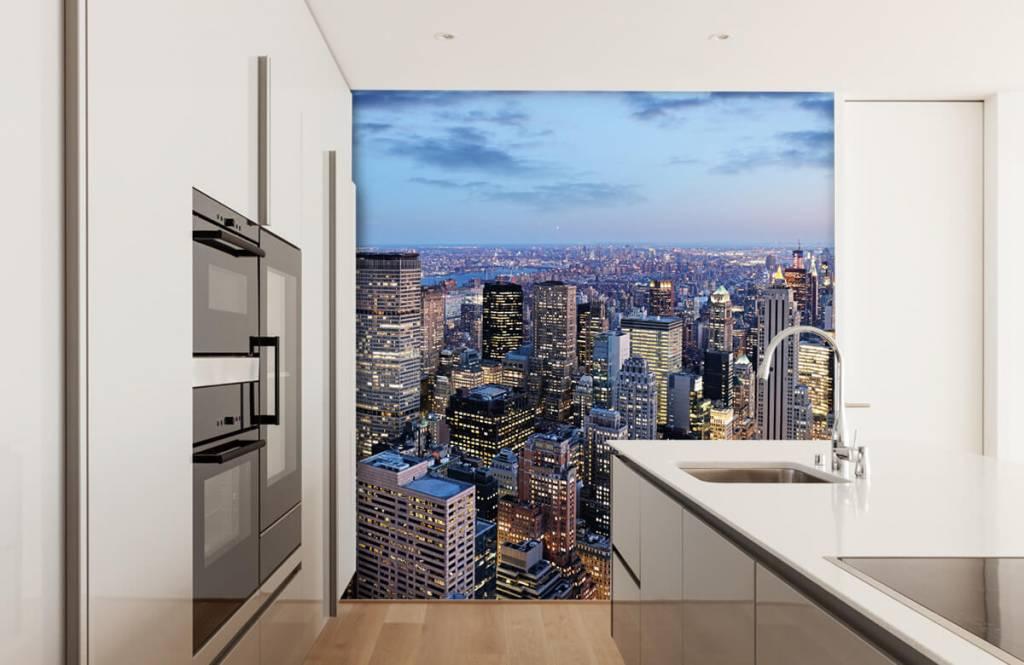 Cities wallpaper - New York - Teenage room 4