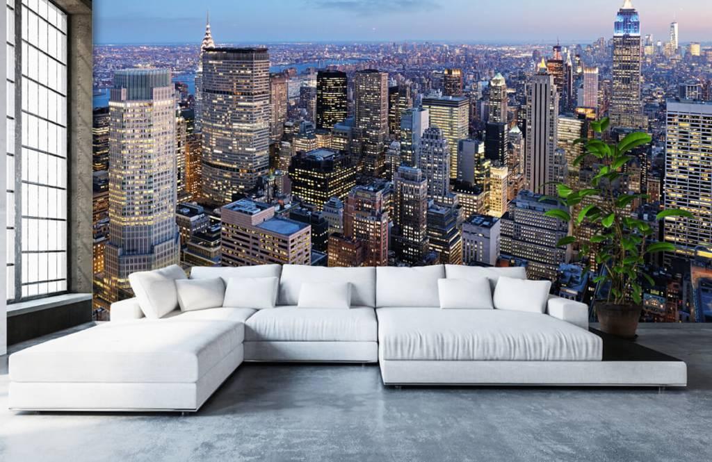 Cities wallpaper - New York - Teenage room 5