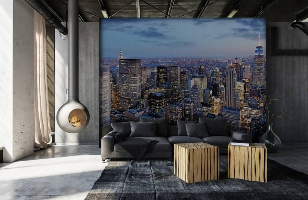 Cities wallpaper - New York - Teenage room 6