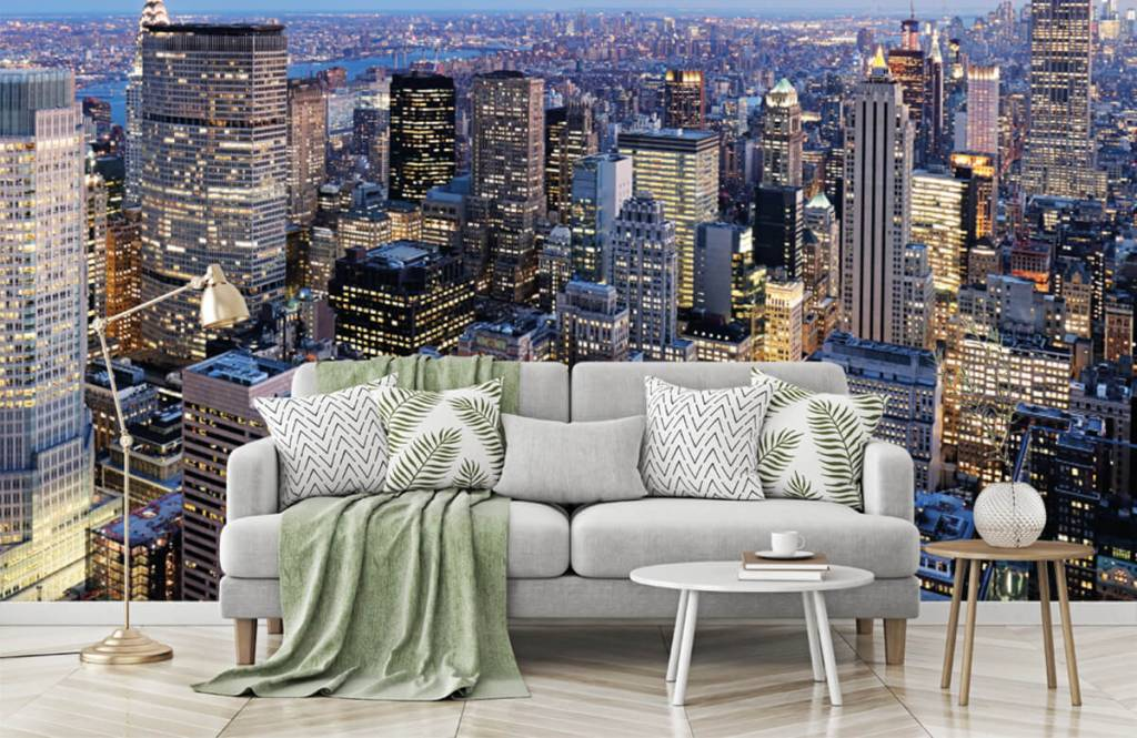 Cities wallpaper - New York - Teenage room 7