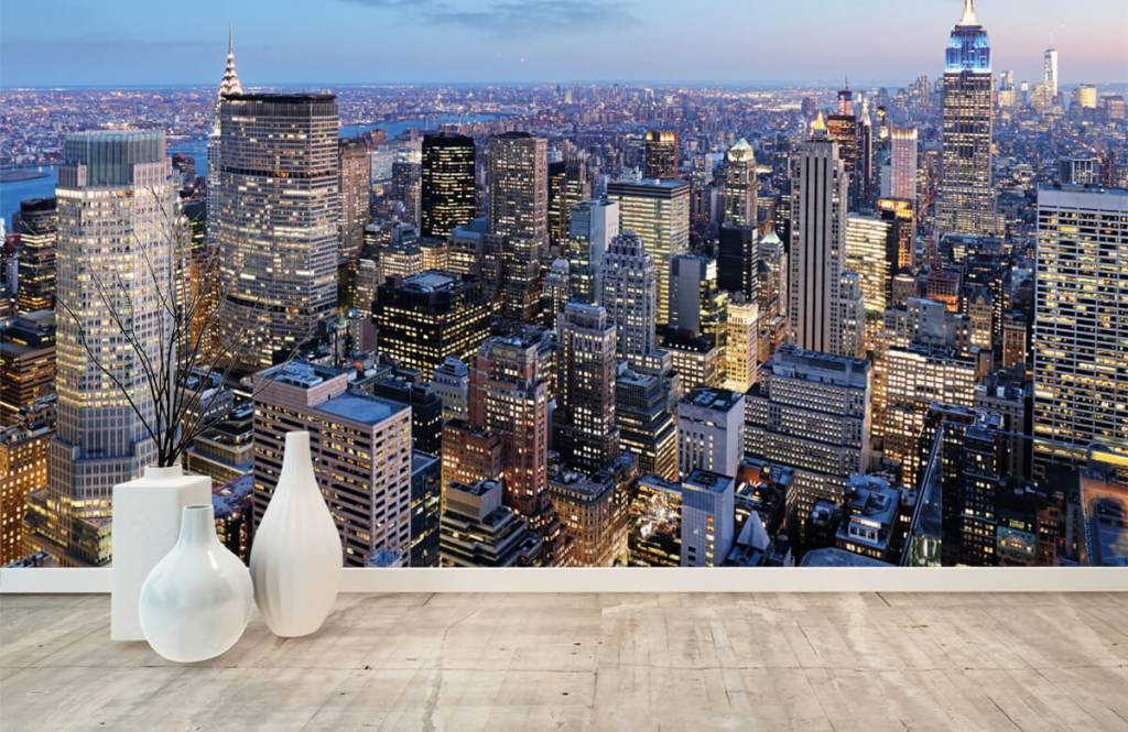 Cities wallpaper - New York - Teenage room 8