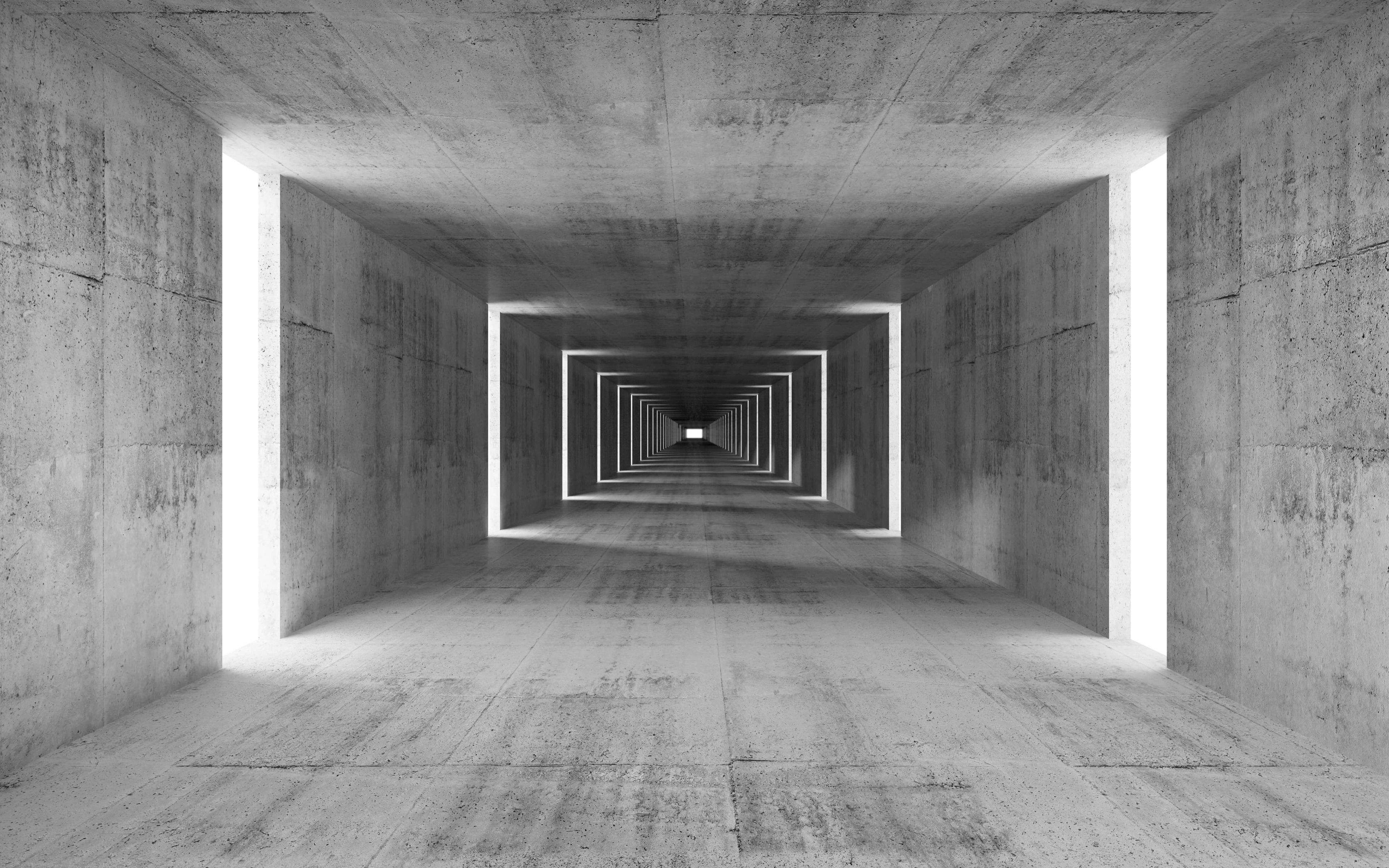 Other - Concrete tunnel - Office