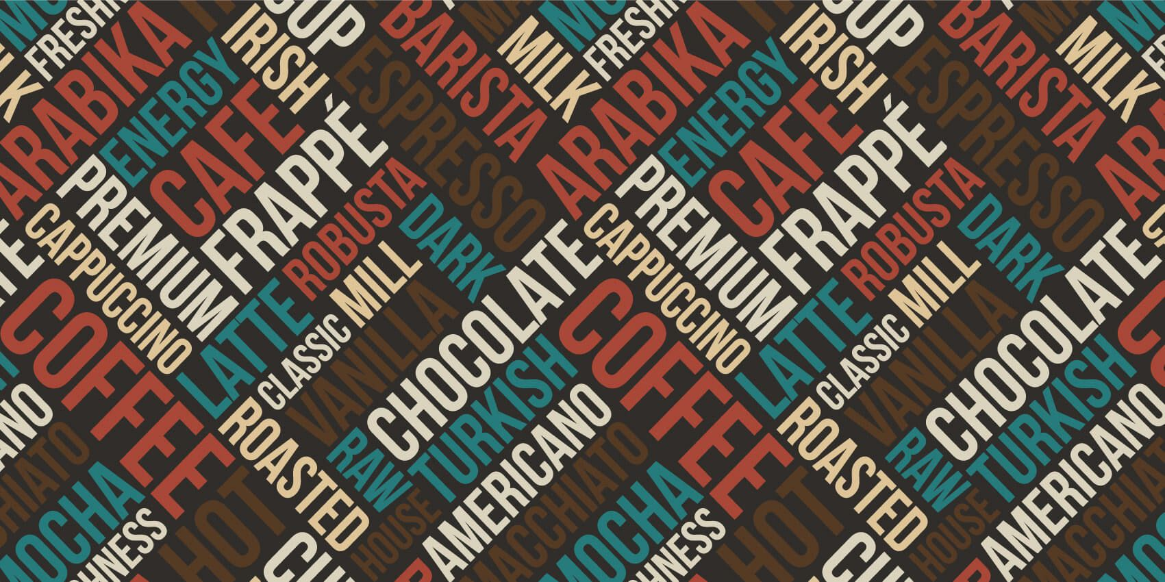 Other - Coffee and chocolate text - Kitchen