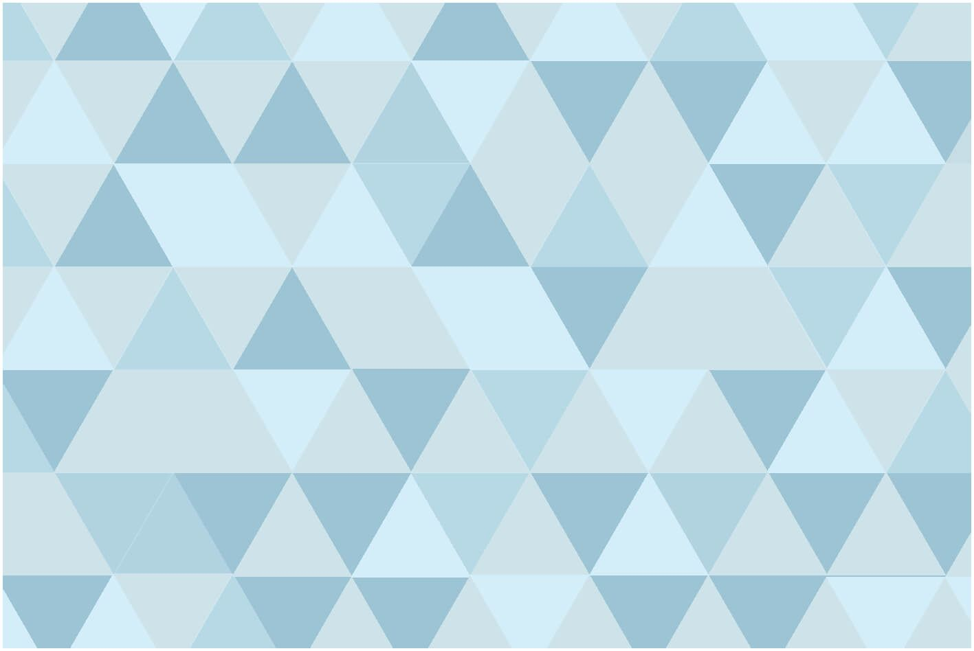 Other - Blue triangles - Children's room