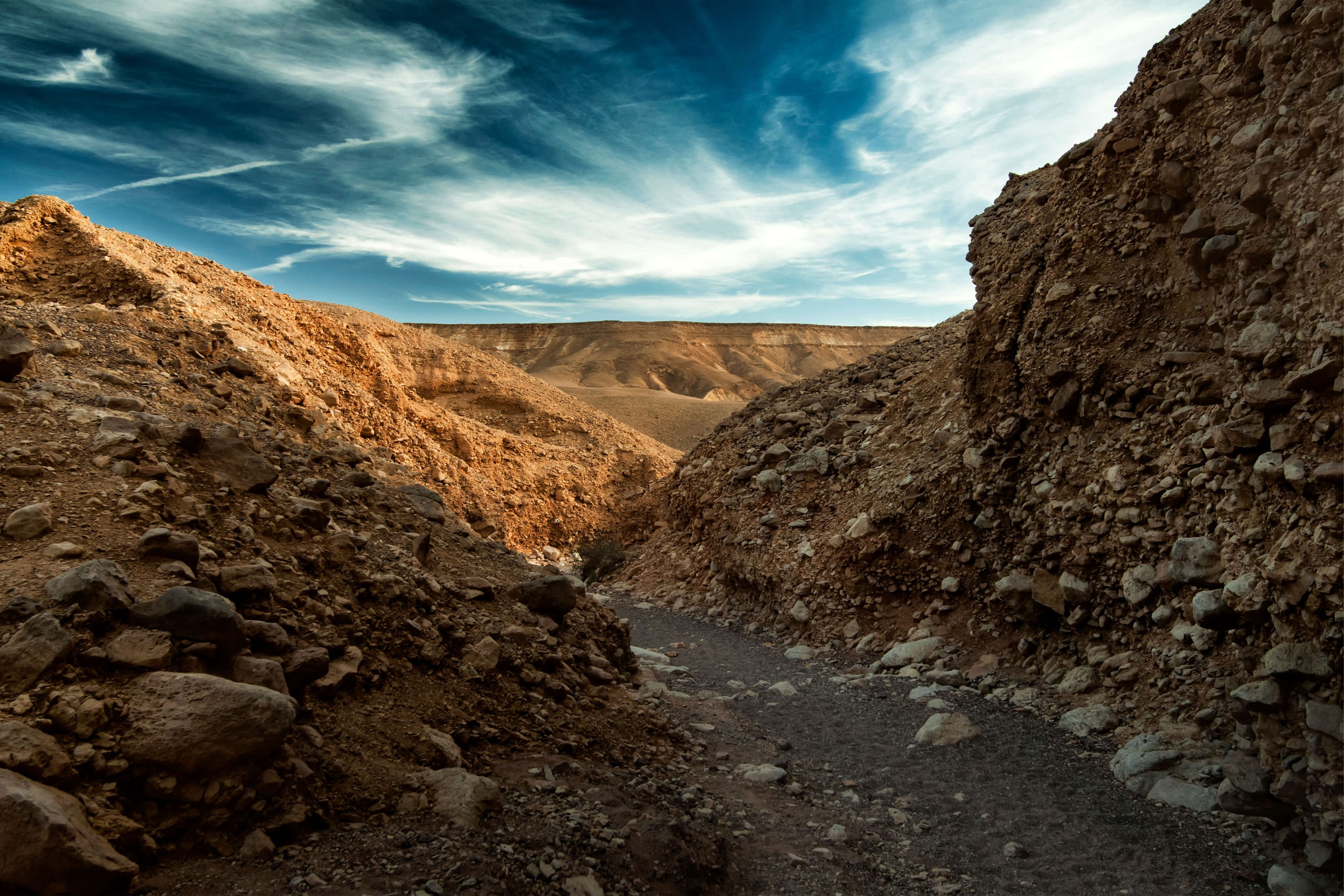 Landschap Red Canyon