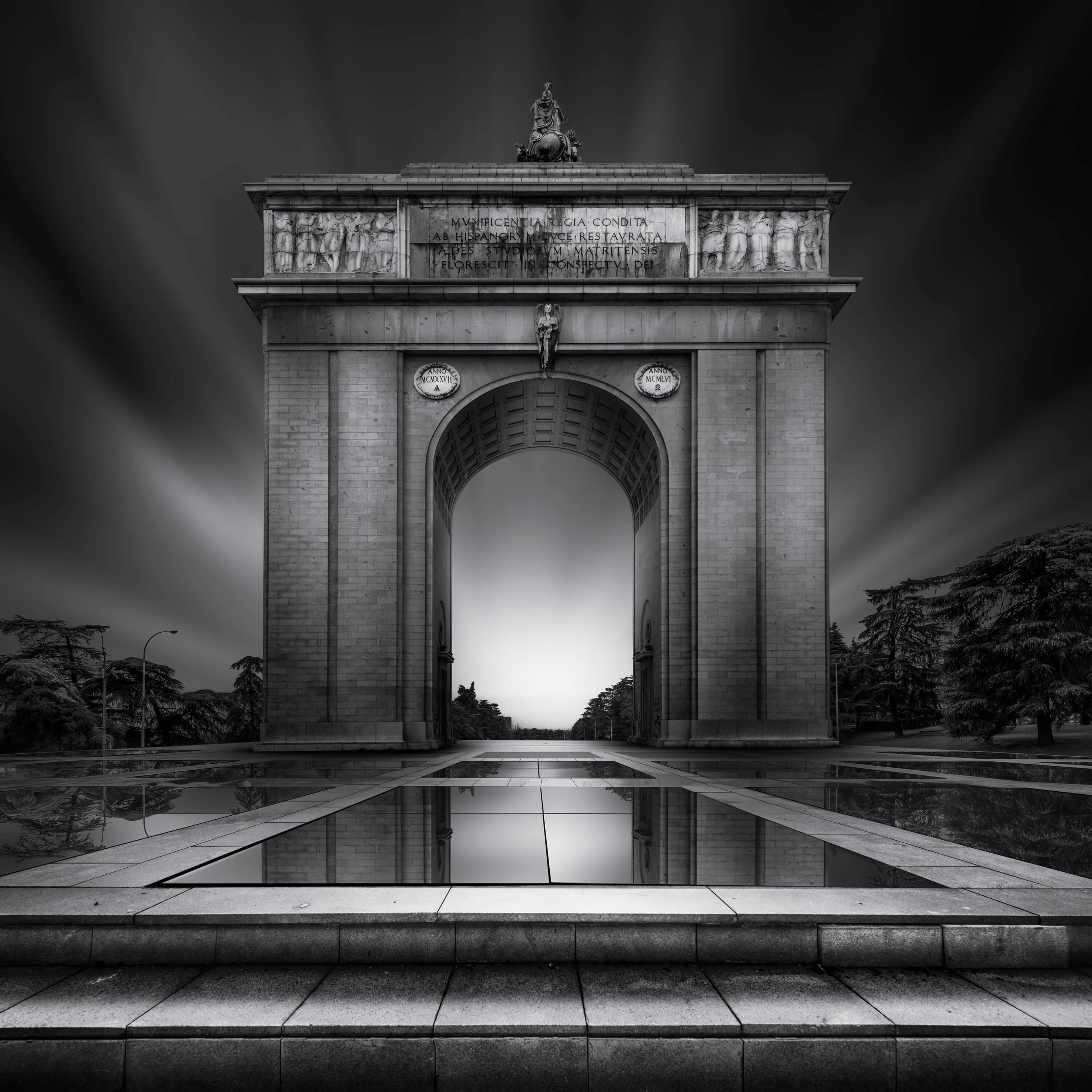 Arch of Moncloa
