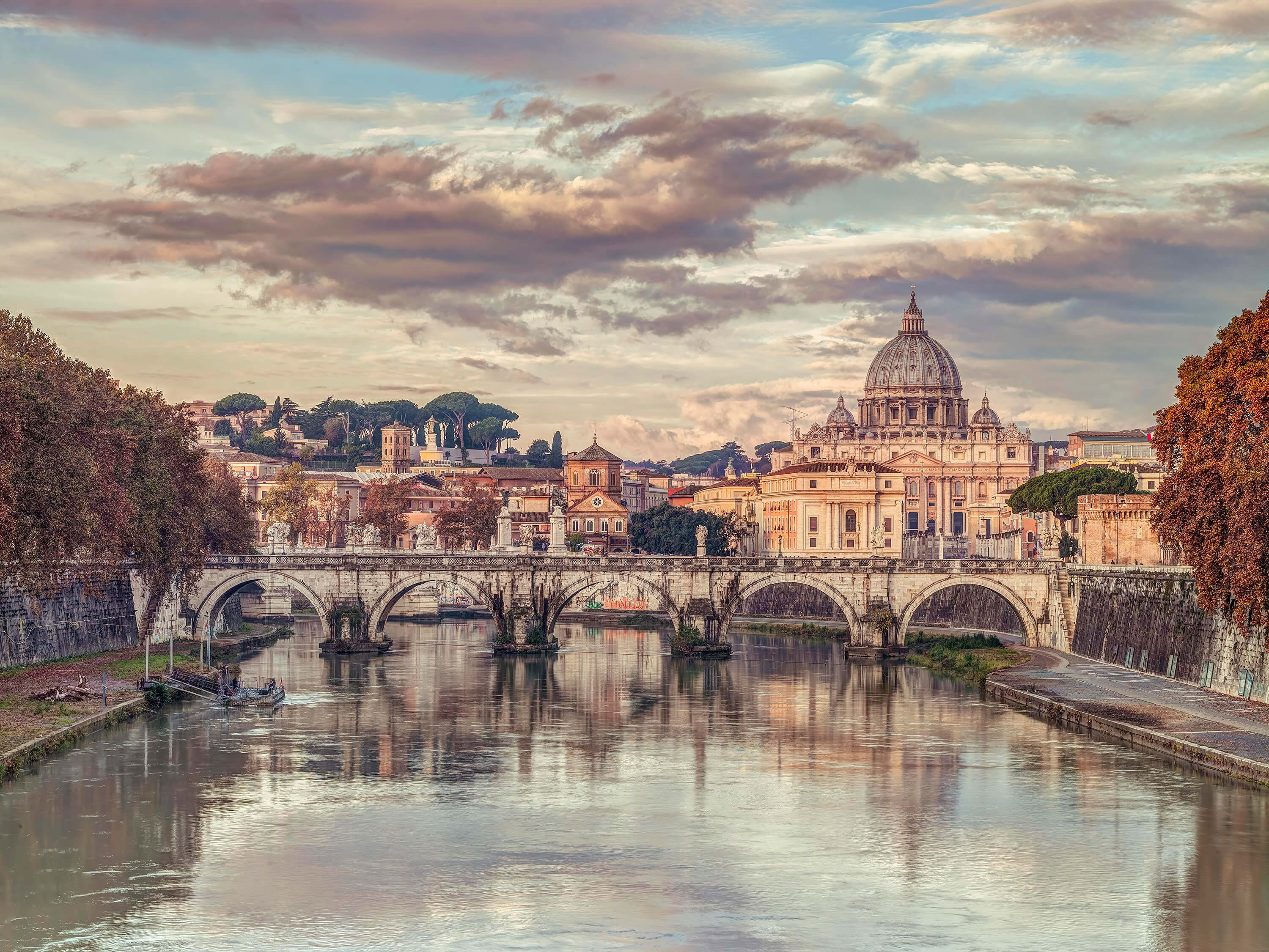 St Peter's Basilica by day