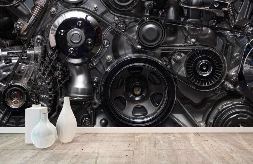 Elements - Engine - Garage 8