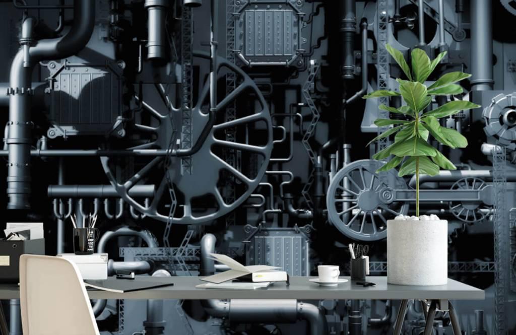 Elements - Oude machine - Garage 2