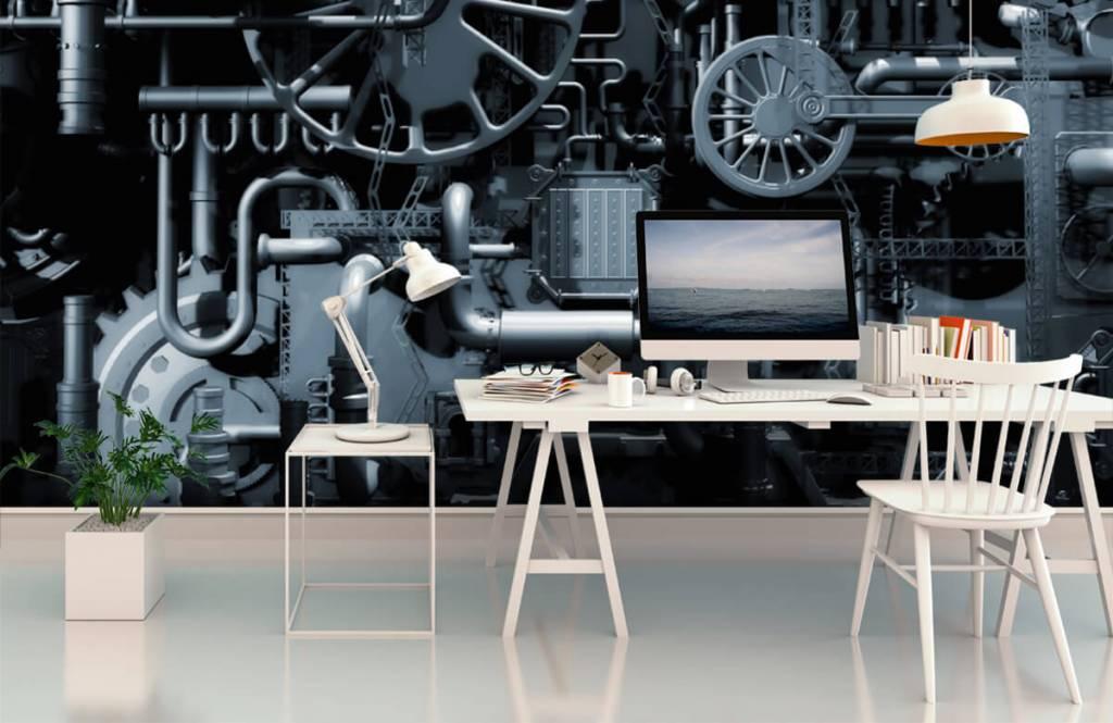 Elements - Oude machine - Garage 3