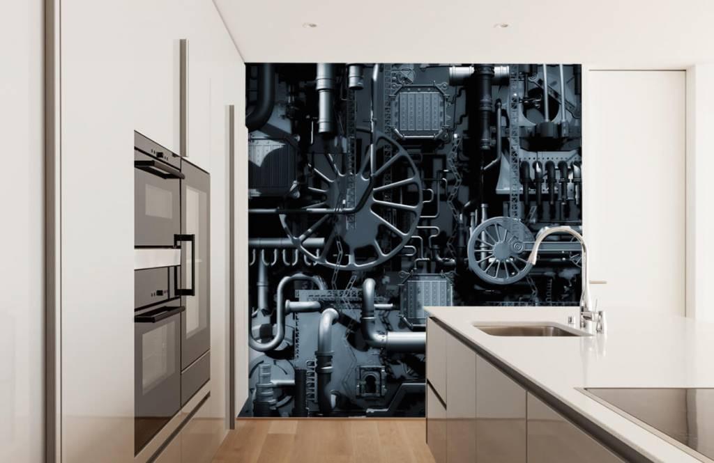 Elements - Oude machine - Garage 4