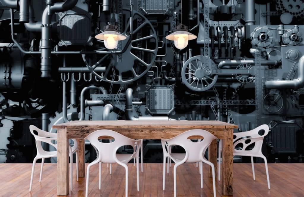Elements - Oude machine - Garage 6