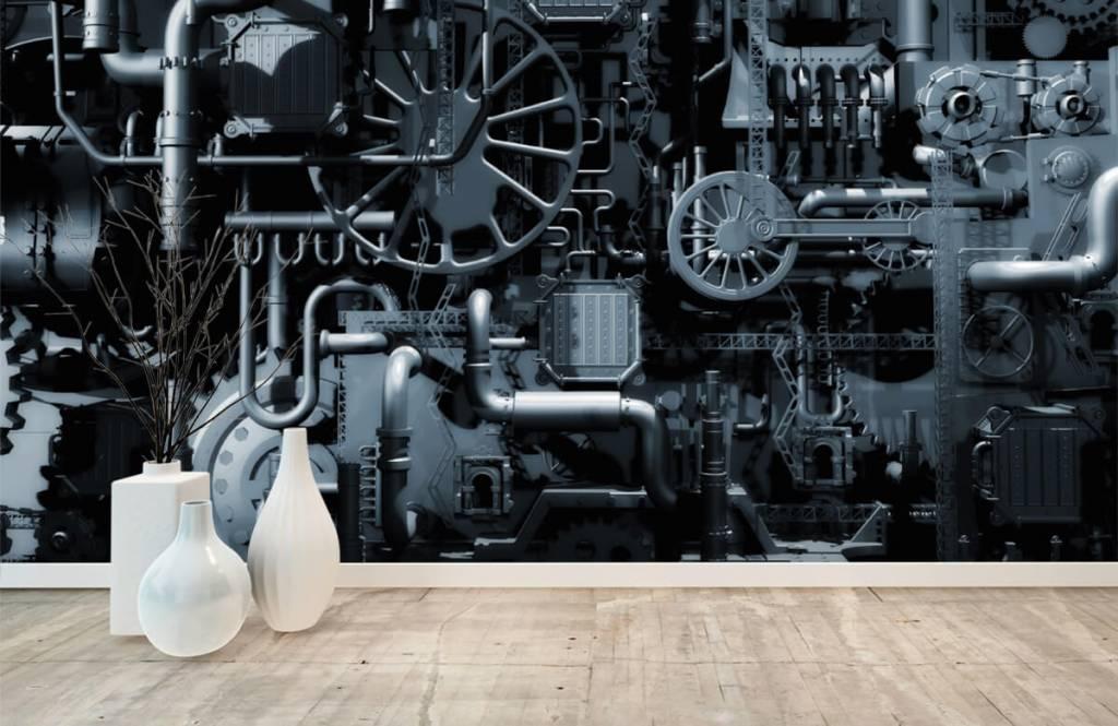Elements - Oude machine - Garage 7