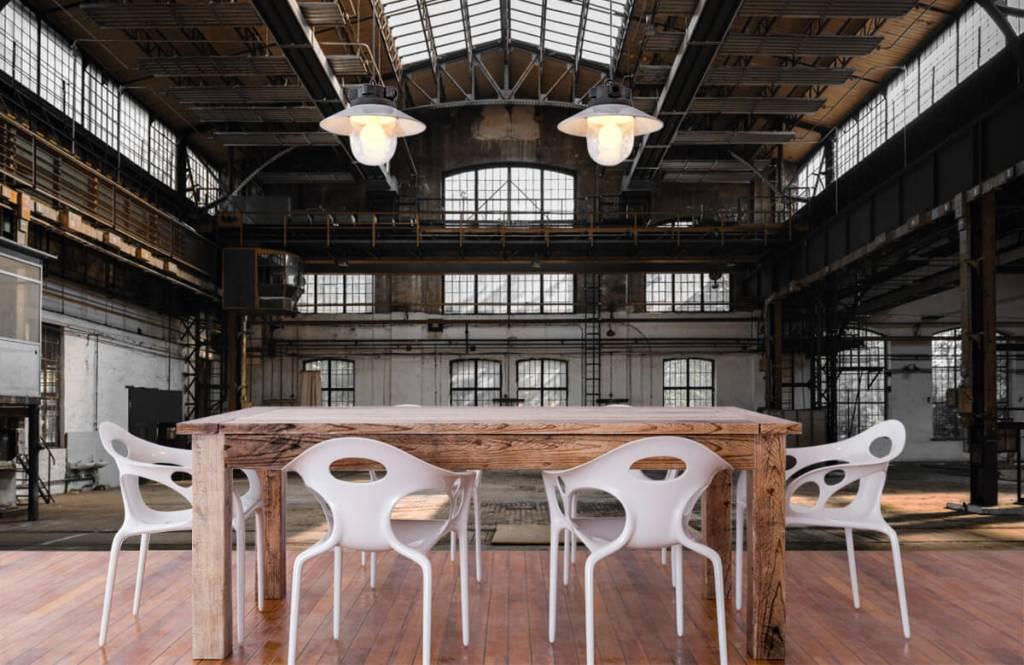 Buildings - Abandoned industrial hall - Bedroom 1