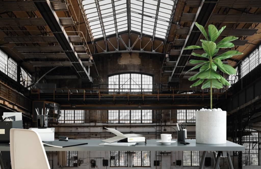 Buildings - Abandoned industrial hall - Bedroom 2
