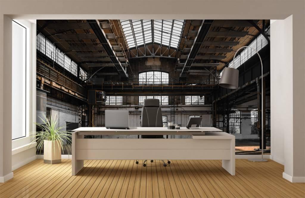 Buildings - Abandoned industrial hall - Bedroom 4