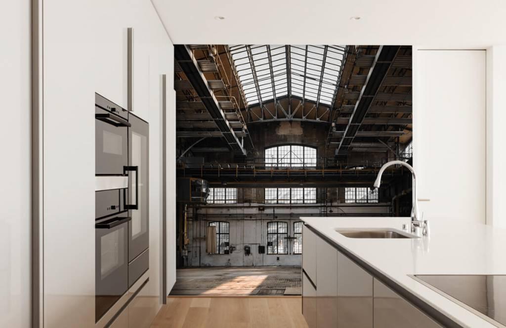 Buildings - Abandoned industrial hall - Bedroom 5