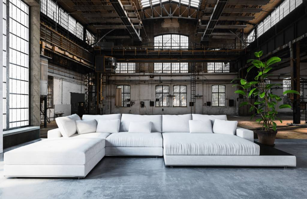 Buildings - Abandoned industrial hall - Bedroom 6