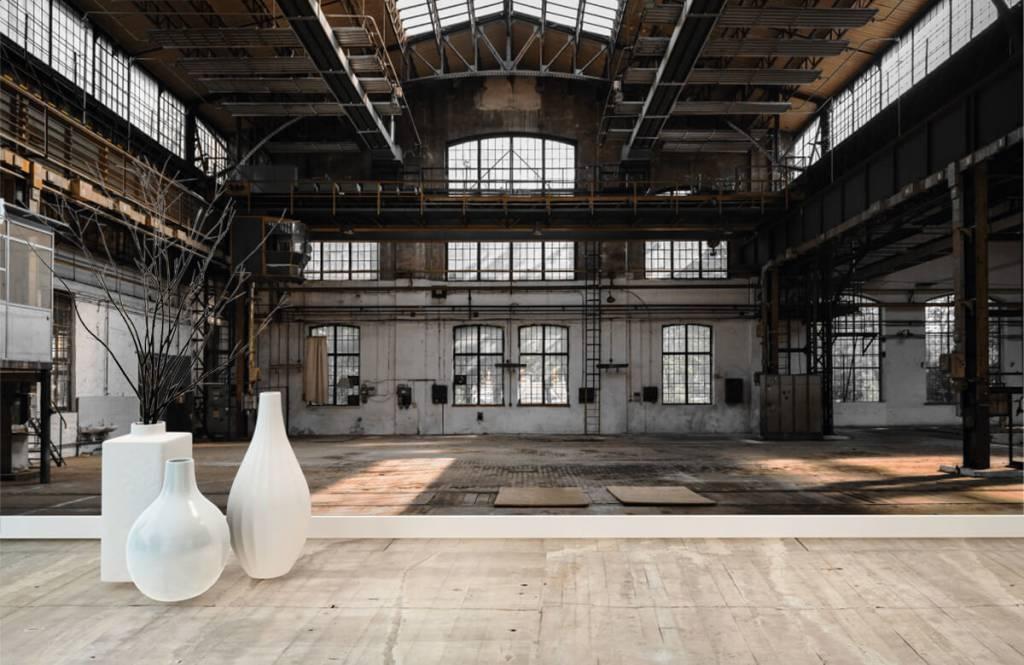 Buildings - Abandoned industrial hall - Bedroom 7