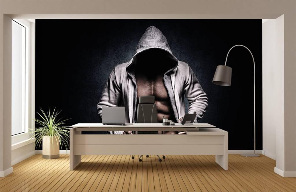 Fitness - Muscular man - Hobby room 5