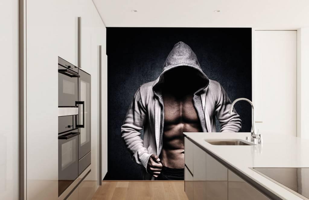 Fitness - Muscular man - Hobby room 6