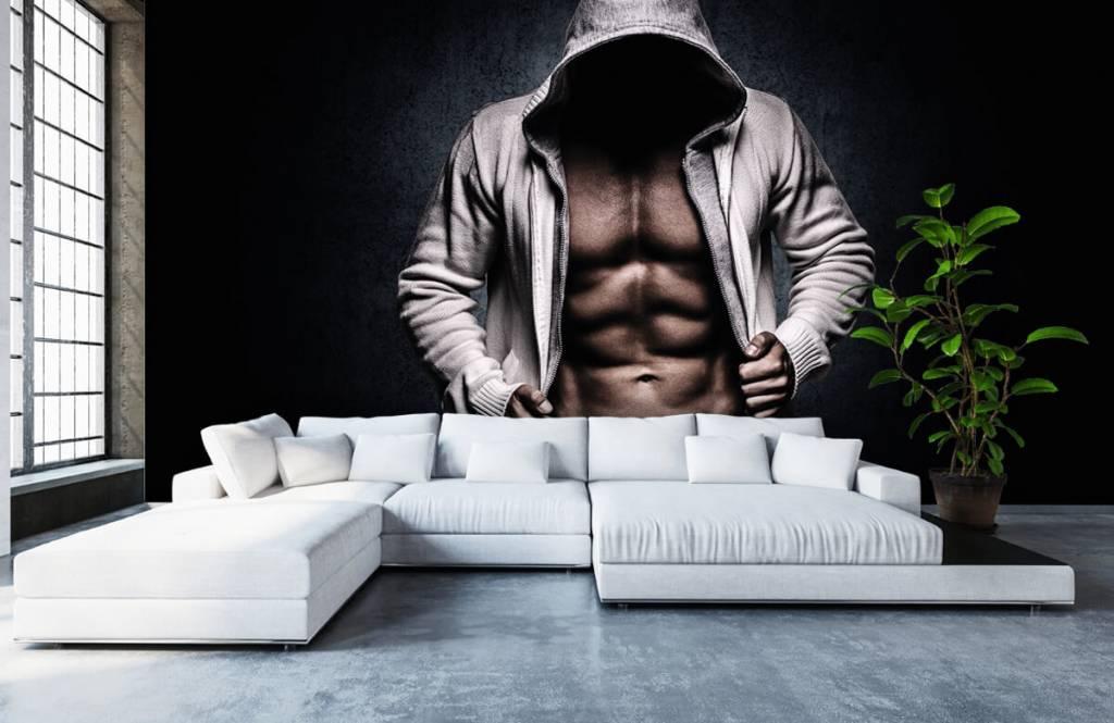Fitness - Muscular man - Hobby room 7