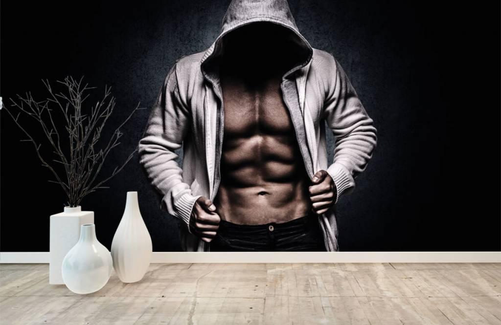 Fitness - Muscular man - Hobby room 9