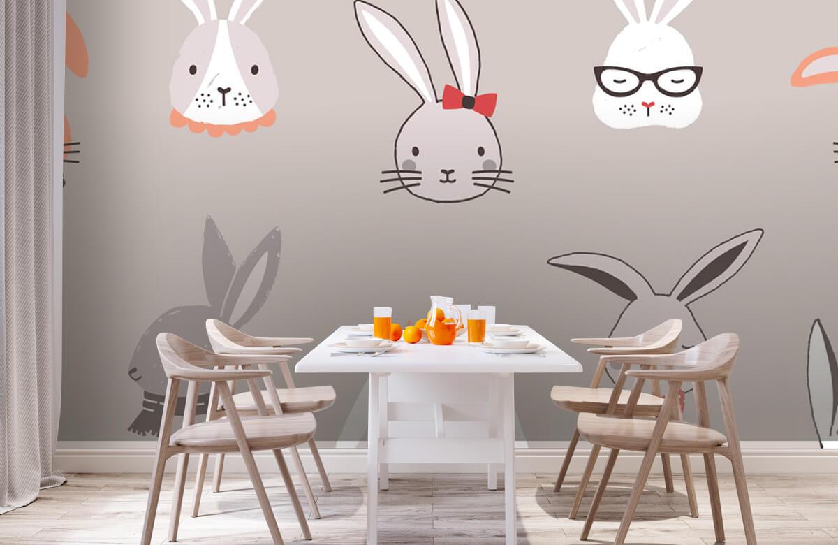 Pattern Rabbit pattern 3