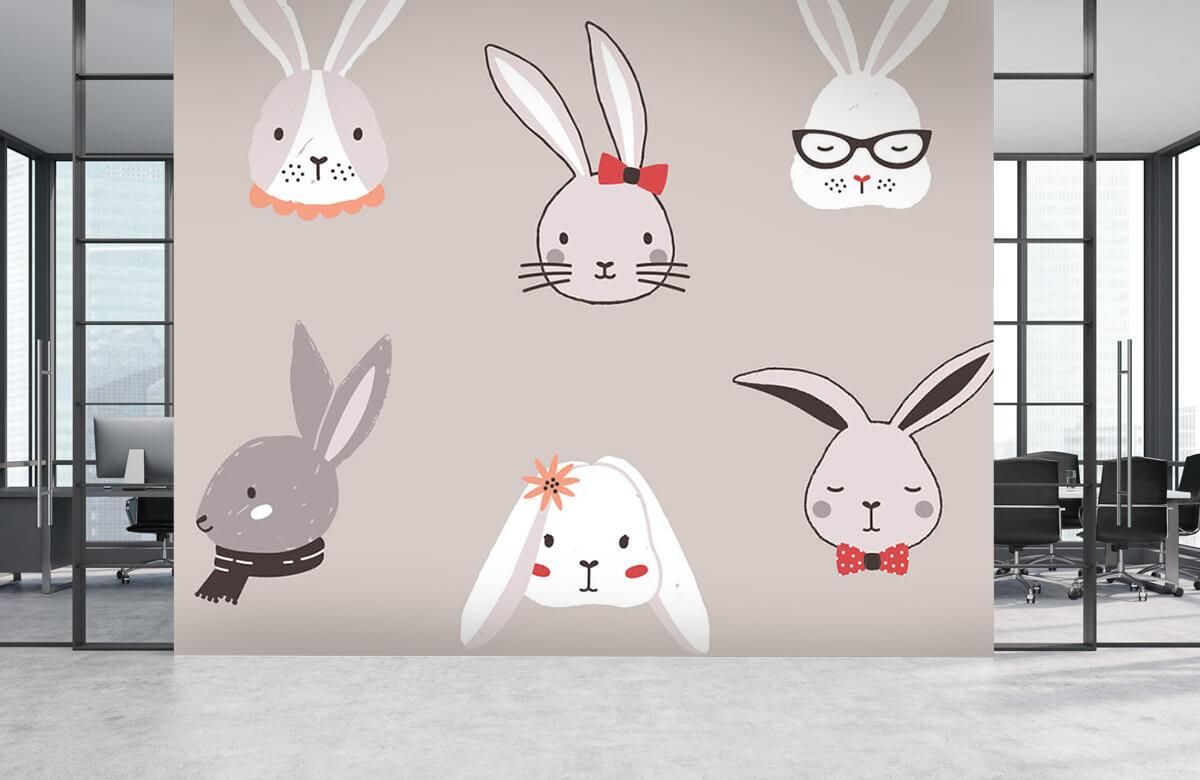Pattern Rabbit pattern 4