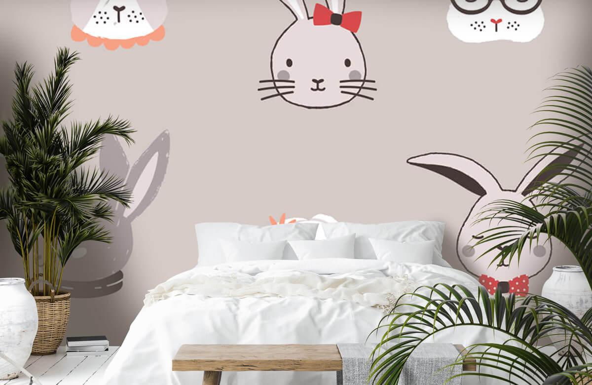 Pattern Rabbit pattern 5