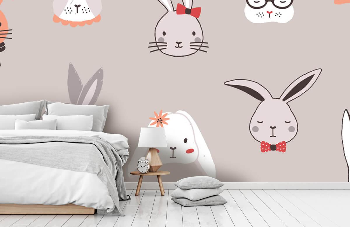 Pattern Rabbit pattern 8
