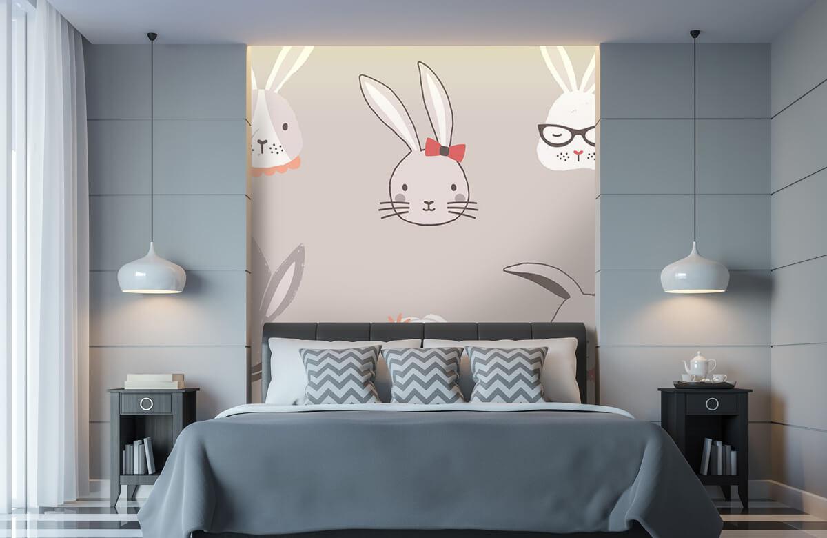 Pattern Rabbit pattern 10