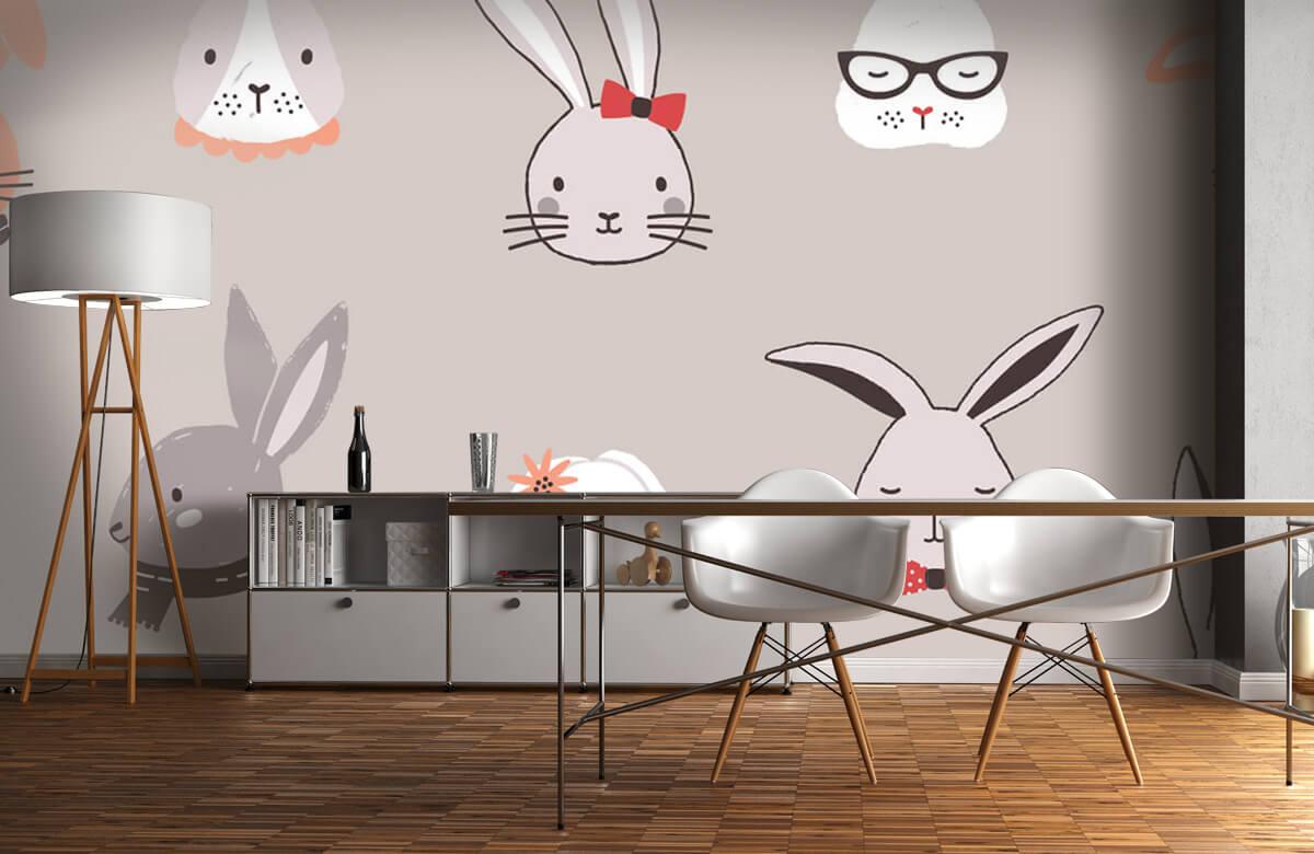 Pattern Rabbit pattern 9