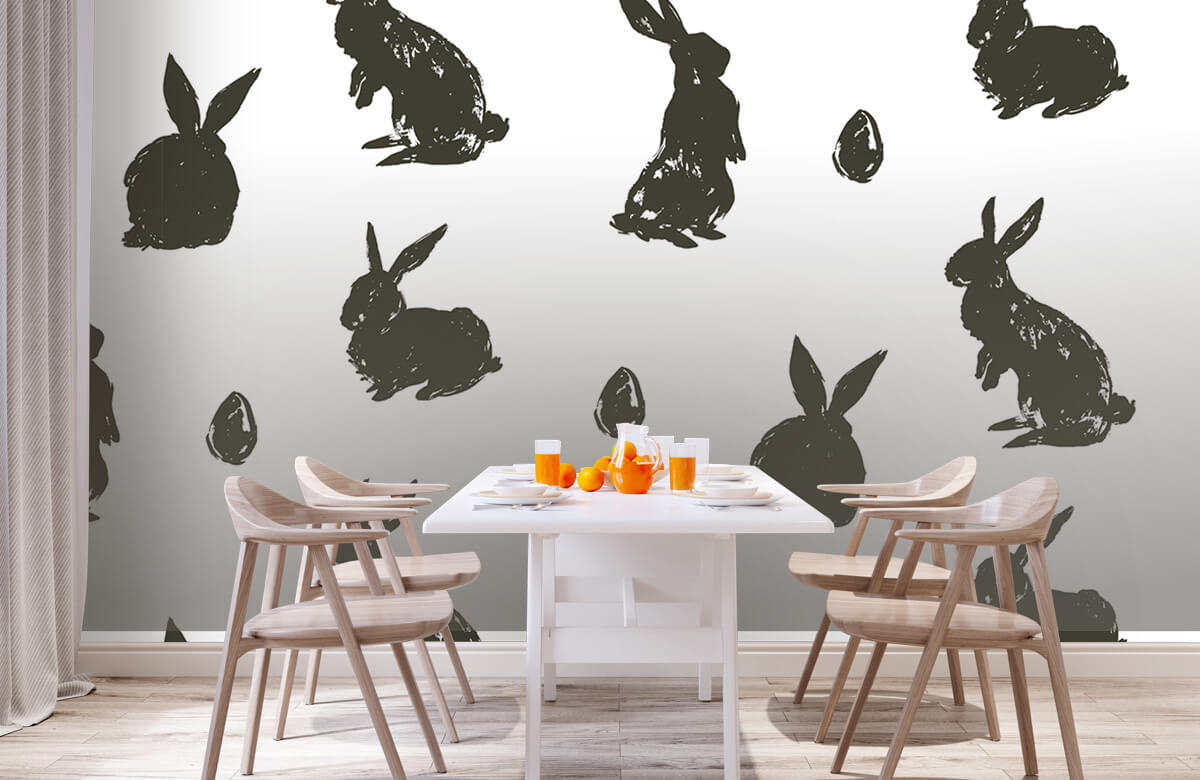Pattern Easter Bunny 2