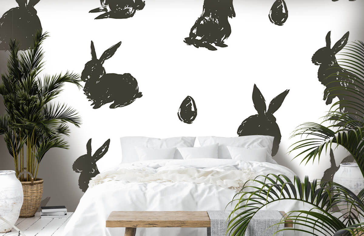 Pattern Easter Bunny 5