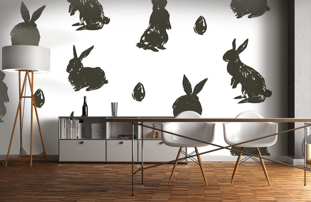Pattern Easter Bunny 6