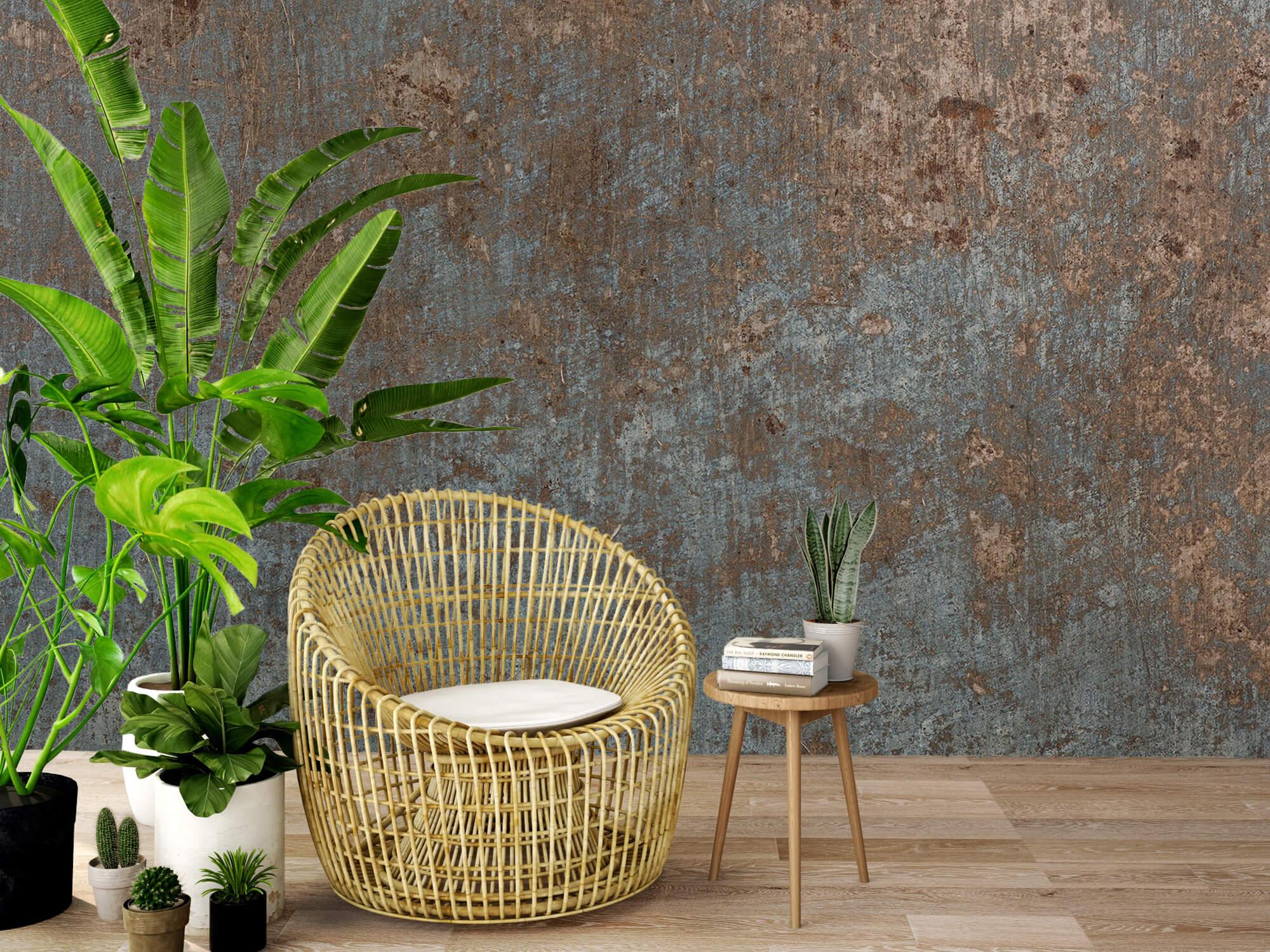 Textures Copper colour structure 5