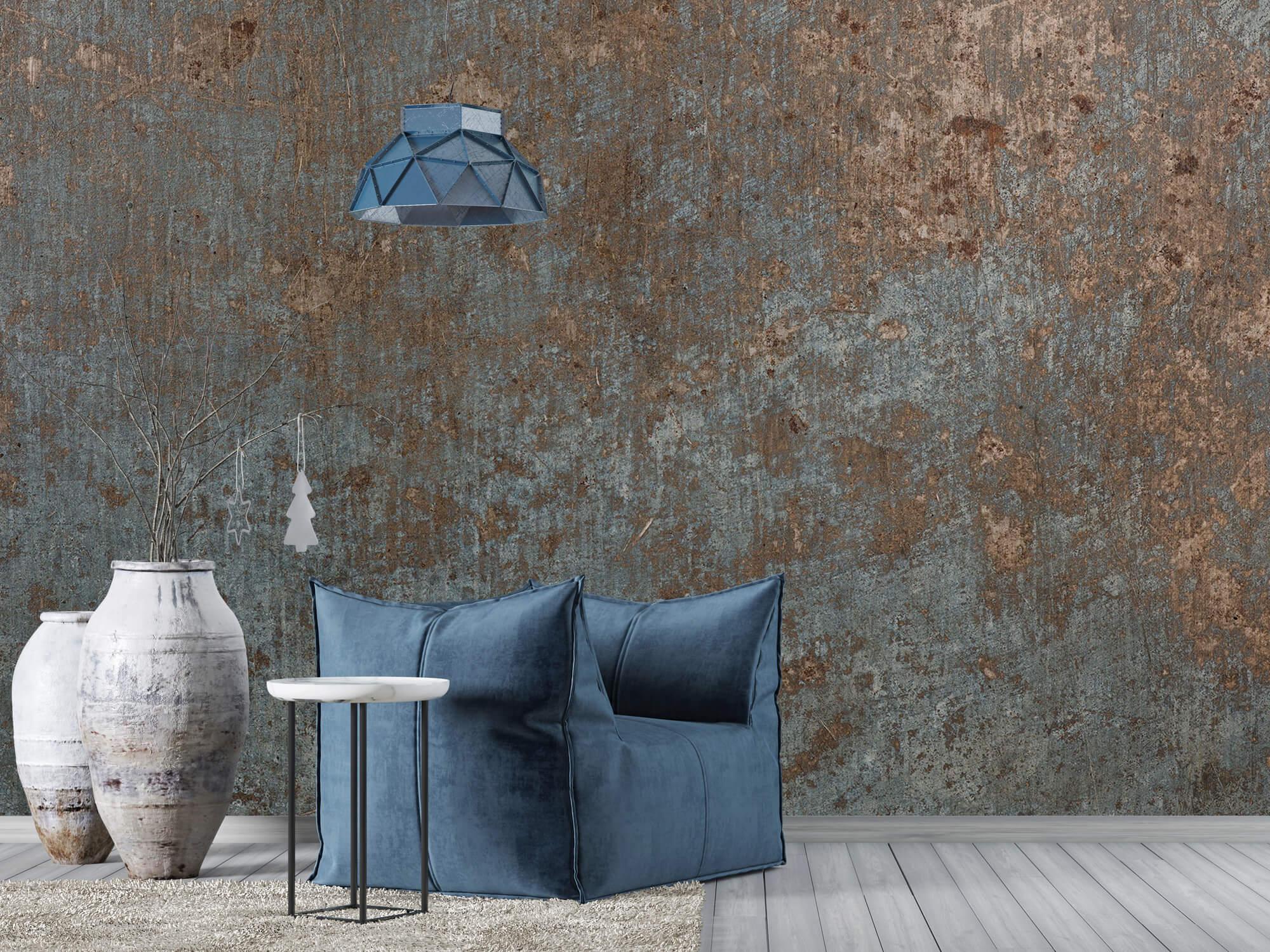 Textures Copper colour structure 10