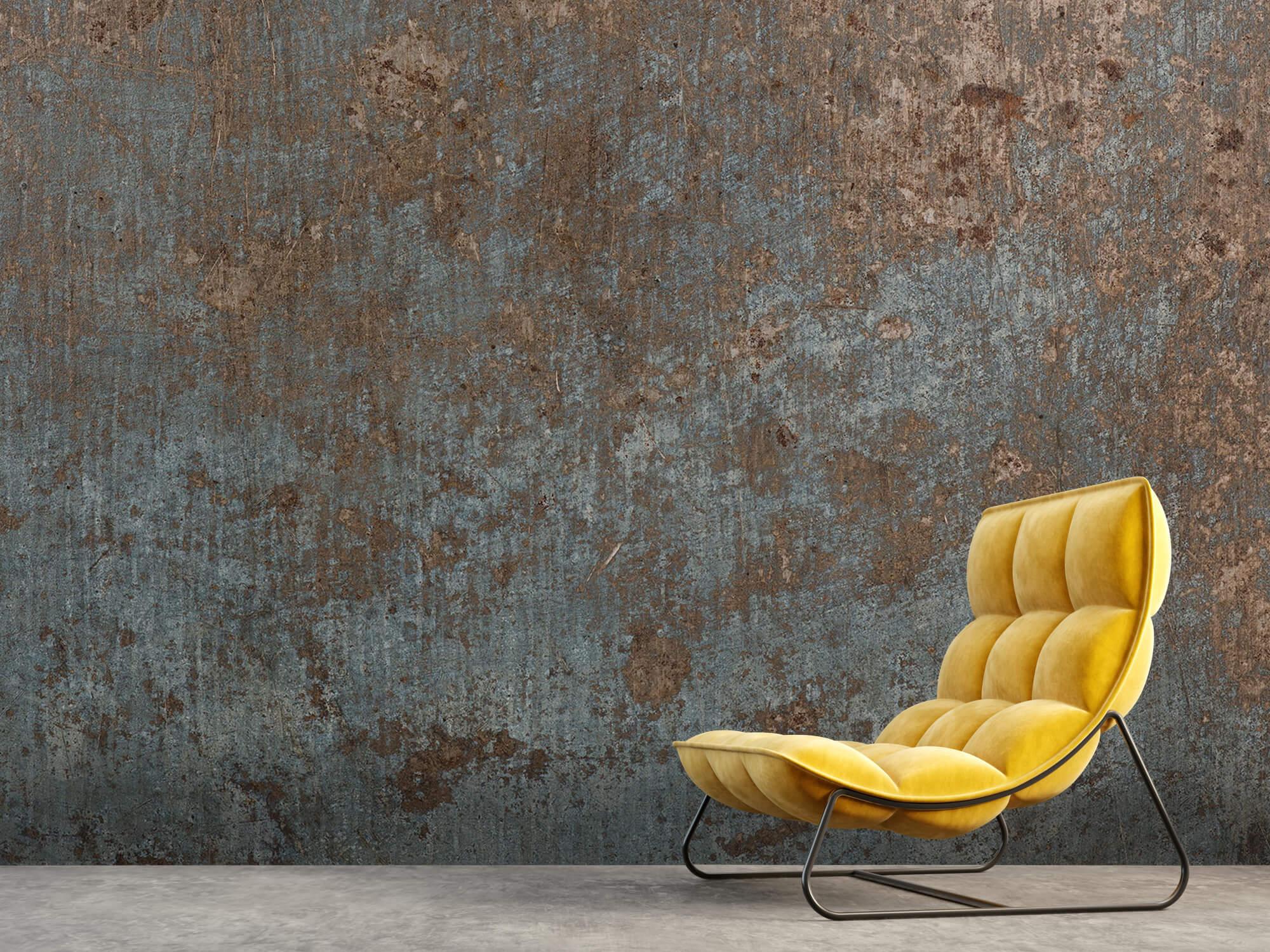 Textures Copper colour structure 7