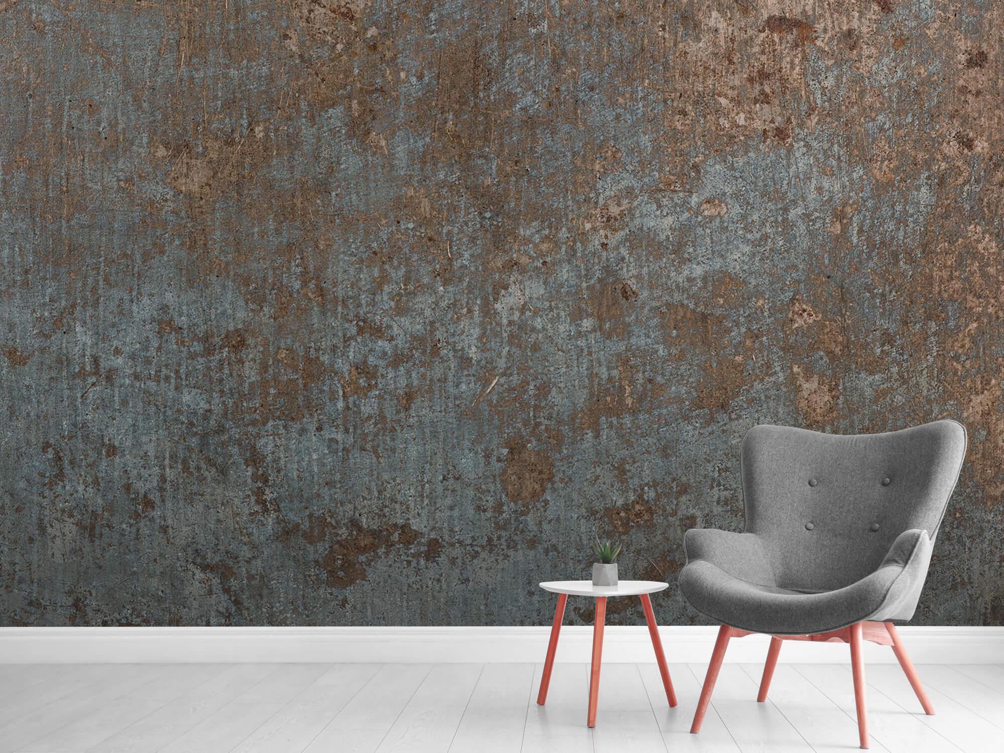 Textures Copper colour structure 3
