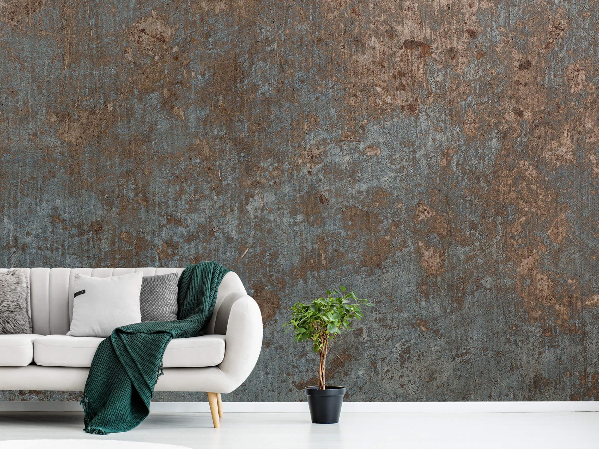 Textures Copper colour structure 8