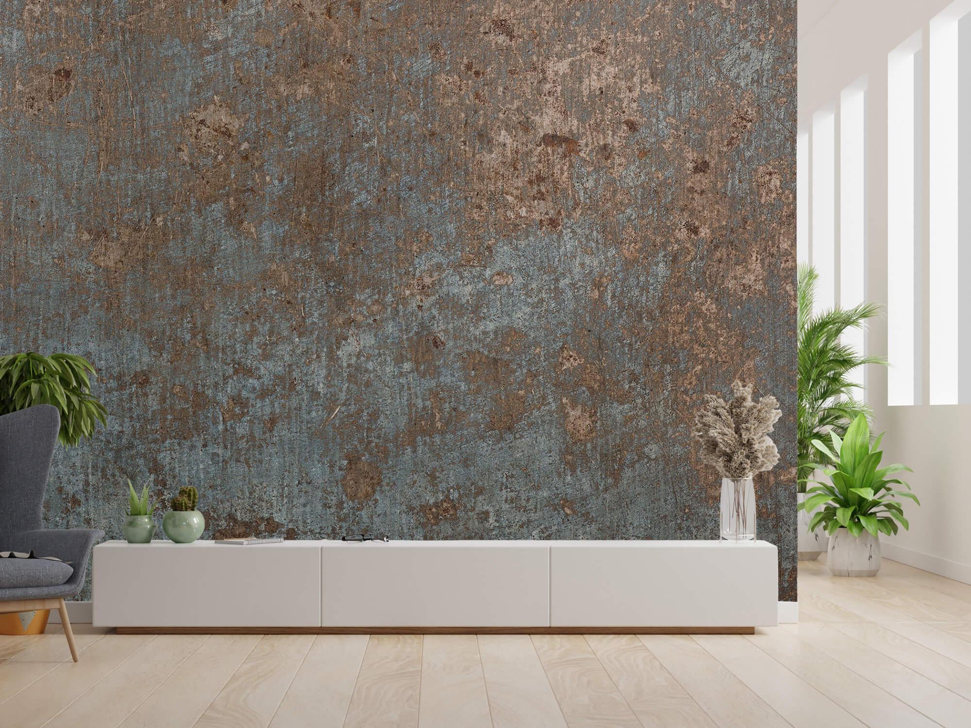 Textures Copper colour structure 2