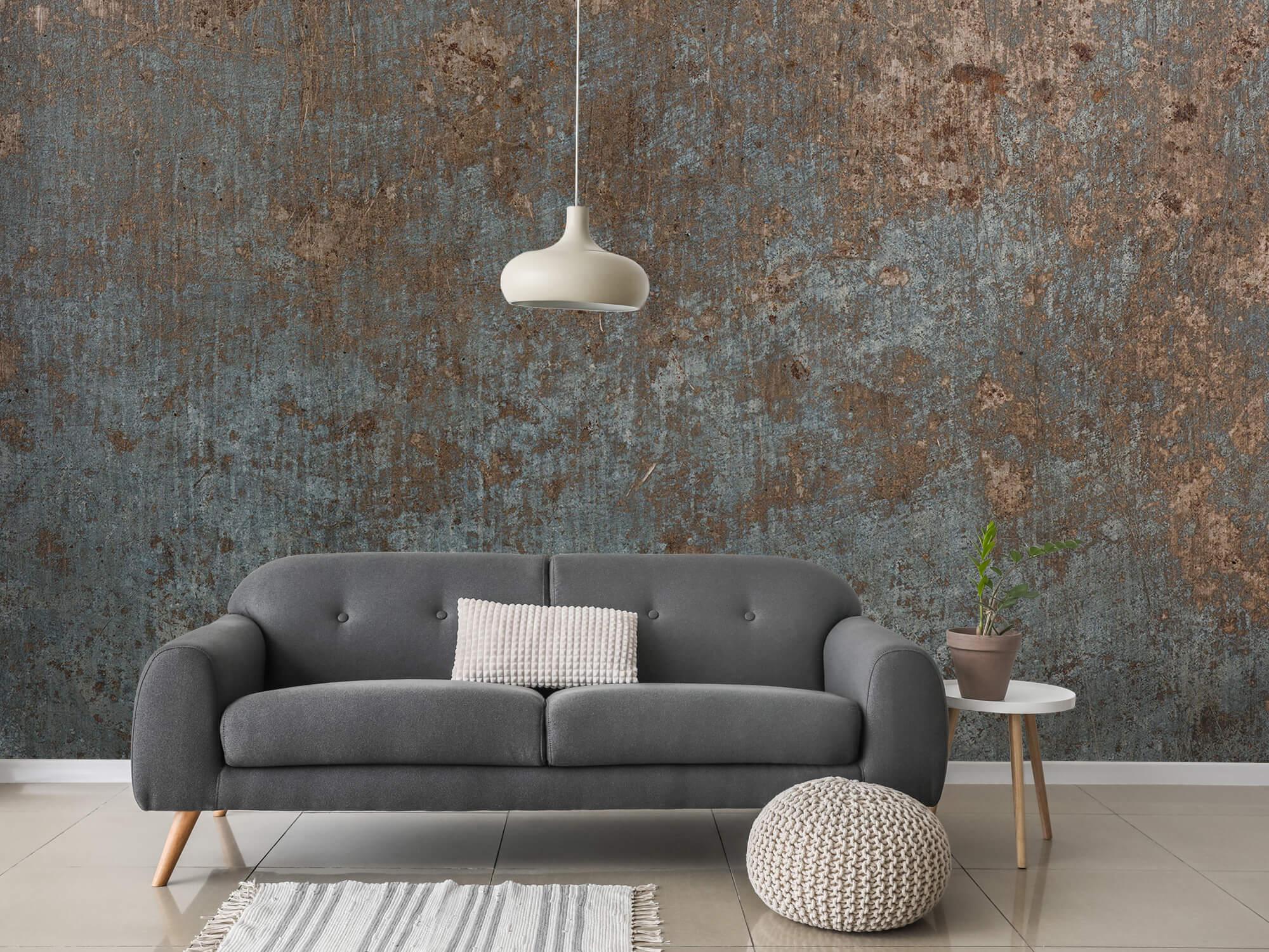 Textures Copper colour structure 9