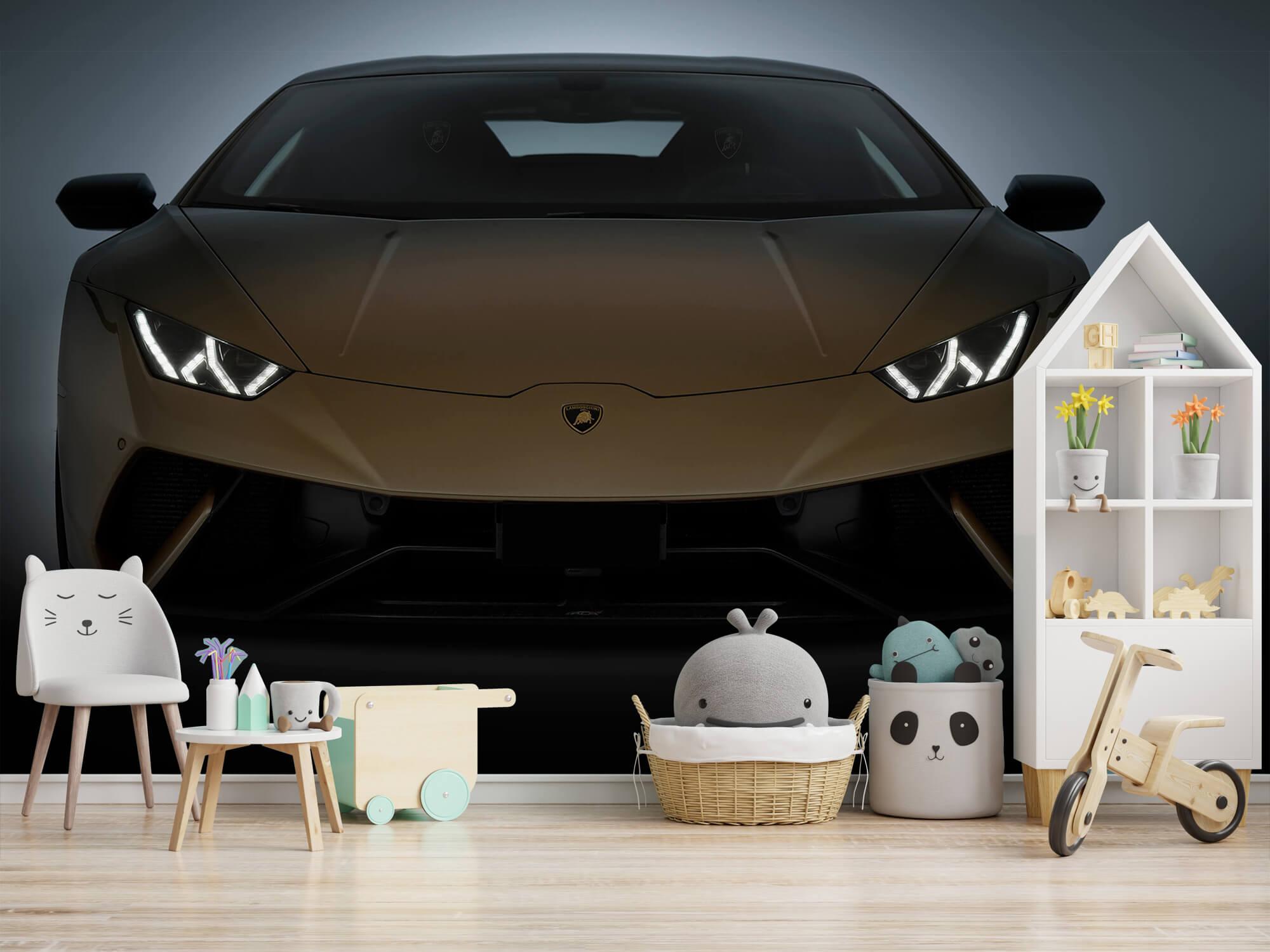 Wallpaper Lamborghini Huracán - Front Side 3