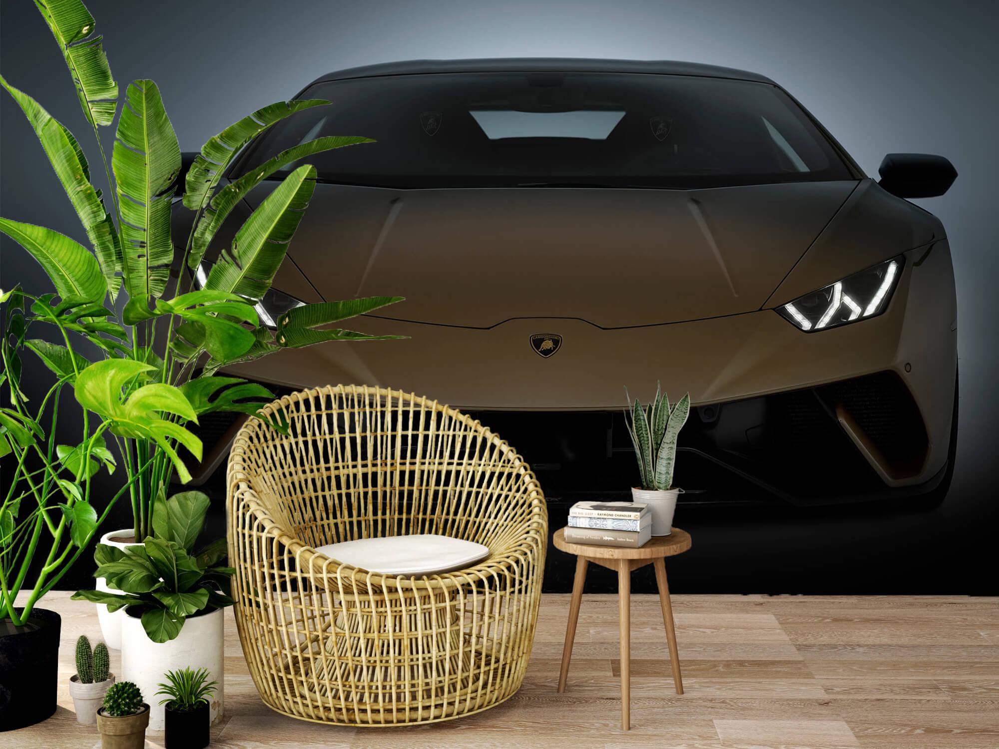 Wallpaper Lamborghini Huracán - Front Side 9