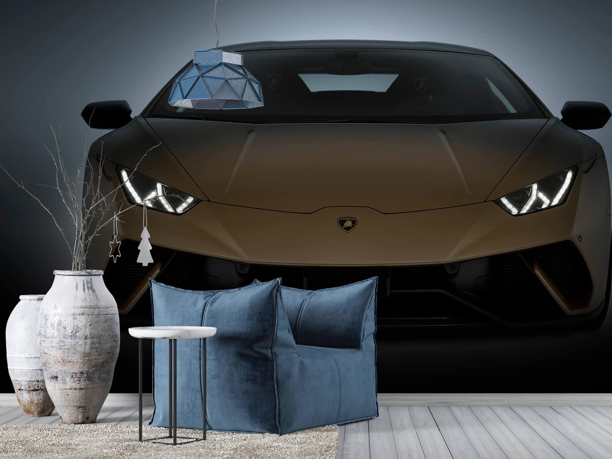 Wallpaper Lamborghini Huracán - Front Side 4