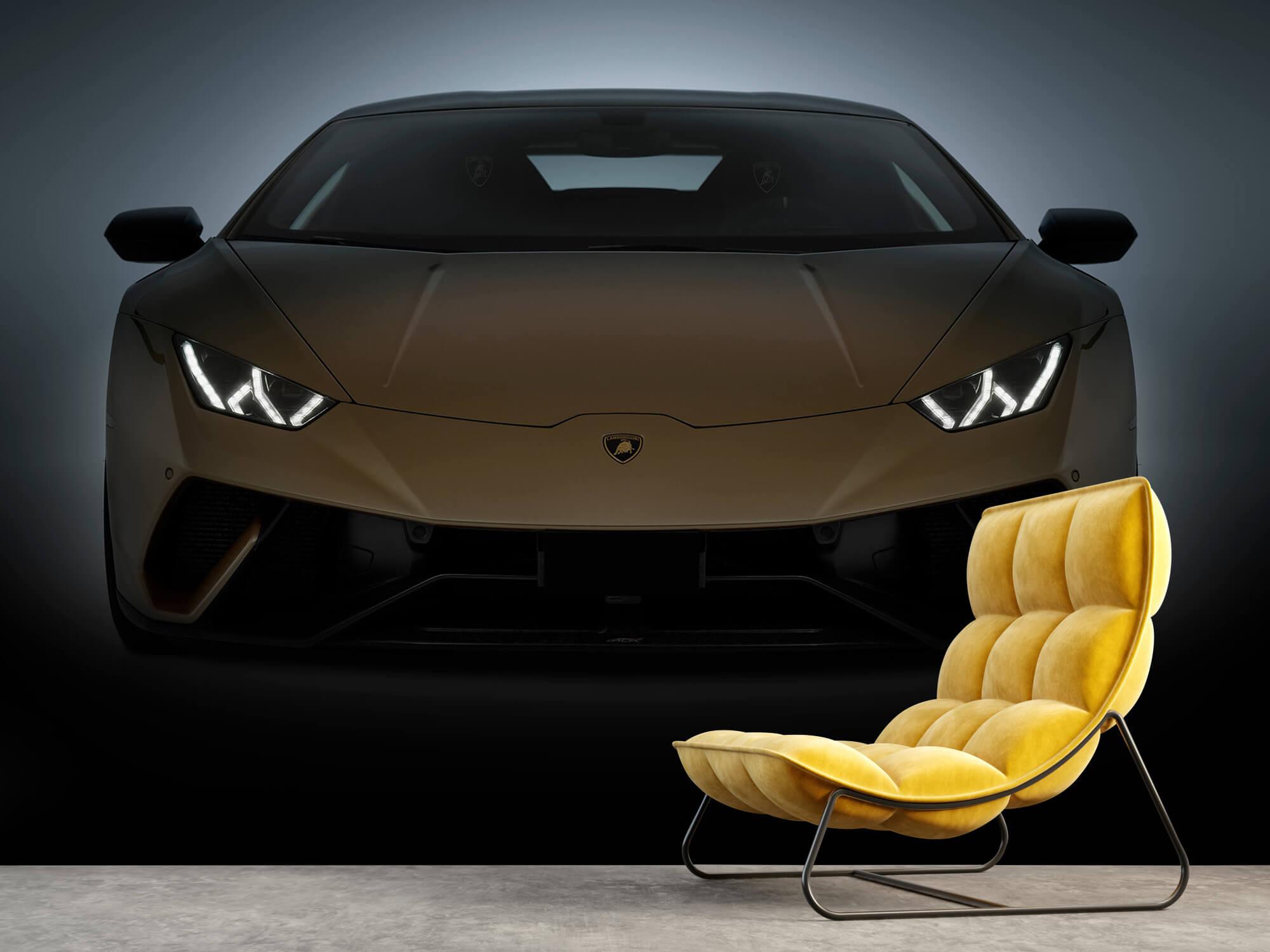 Wallpaper Lamborghini Huracán - Front Side 6