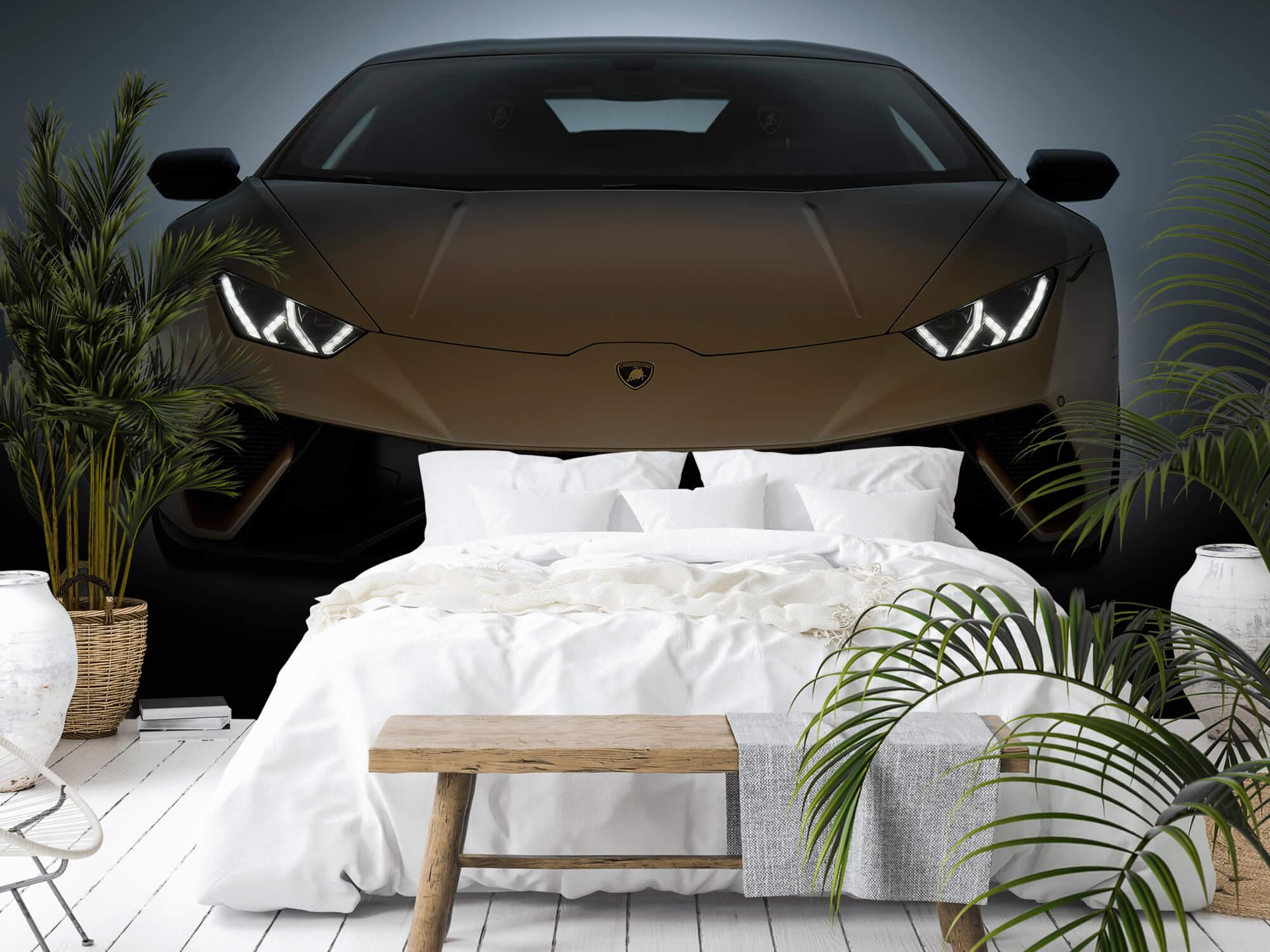 Wallpaper Lamborghini Huracán - Front Side 5