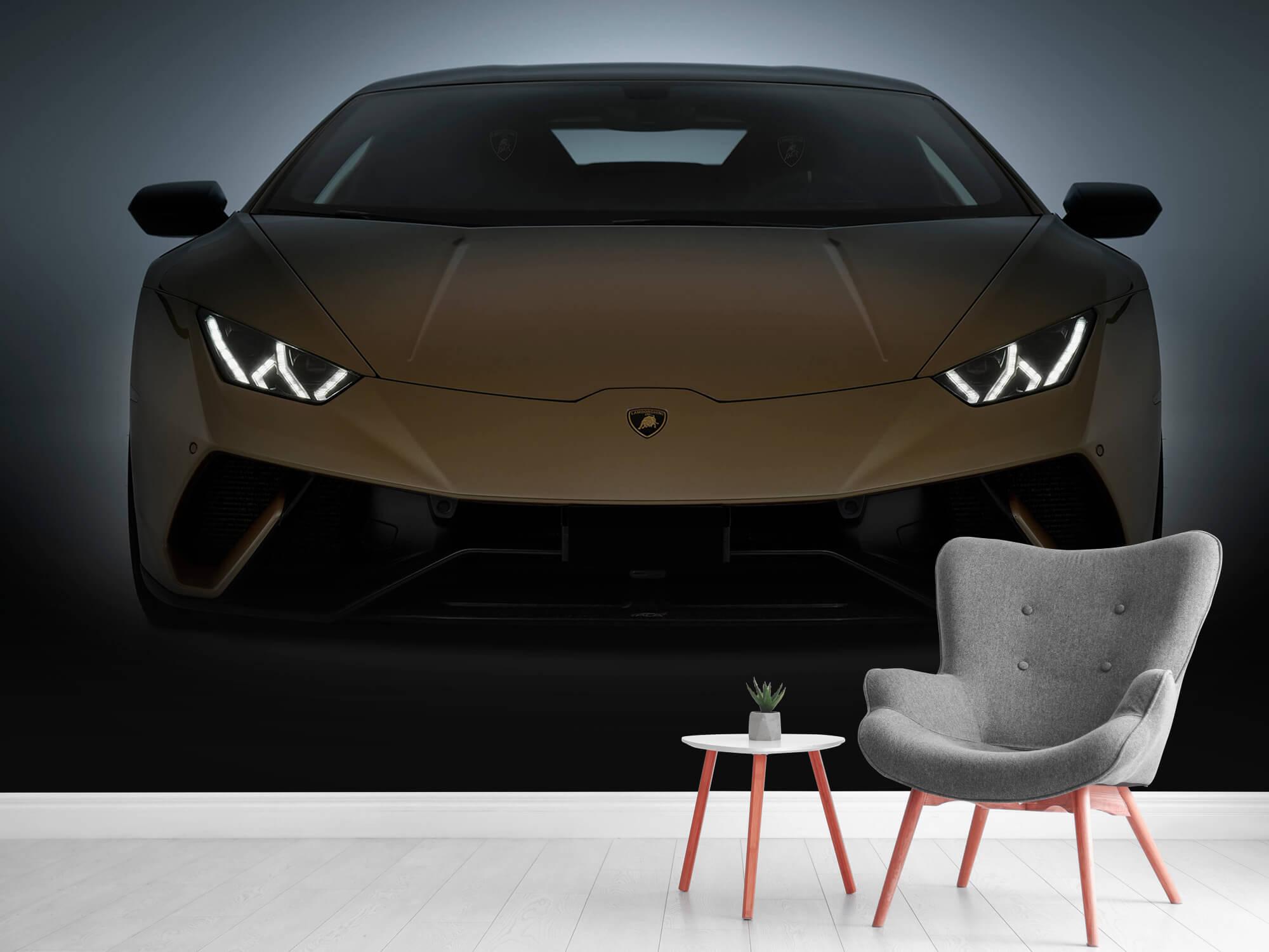 Wallpaper Lamborghini Huracán - Front Side 2