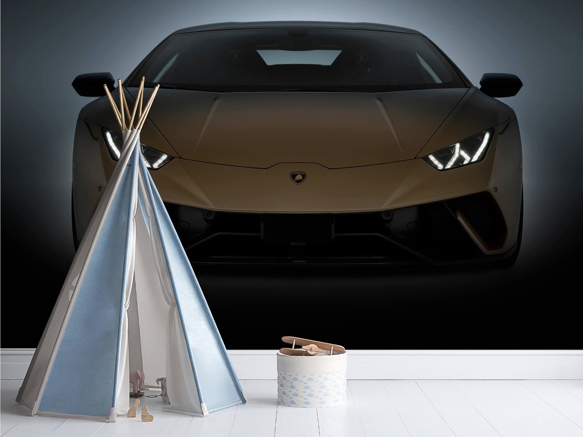 Wallpaper Lamborghini Huracán - Front Side 11